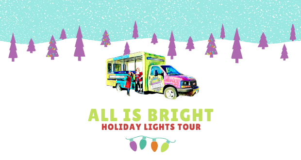 All Is Bright Holiday Lights - 2021